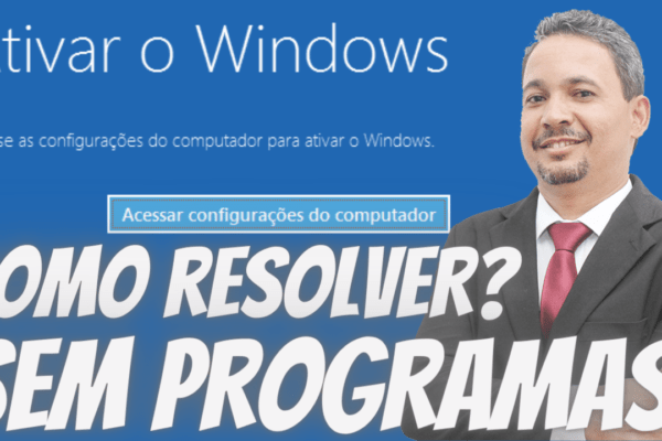 Como Ativar o Windows 8.1 - Aprenda a Resolver Erro de Ativação do Windows 8.1 (Sem Programas)