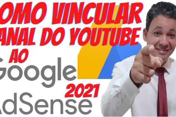 Como configurar conta para pagamentos Google AdSense no Youtube? Aprenda como vincular canal do Youtube ao Google Adsense