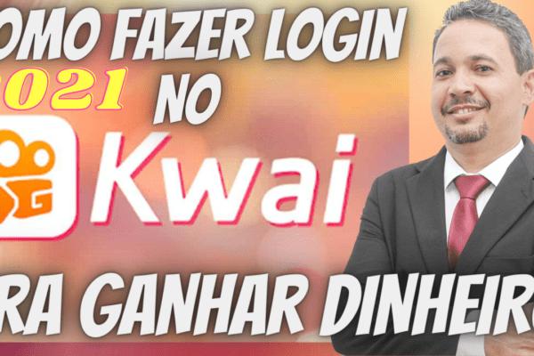 Como fazer login no kwai - Como criar uma conta no kwai e começar a ganhar dinheiro com o Kwai