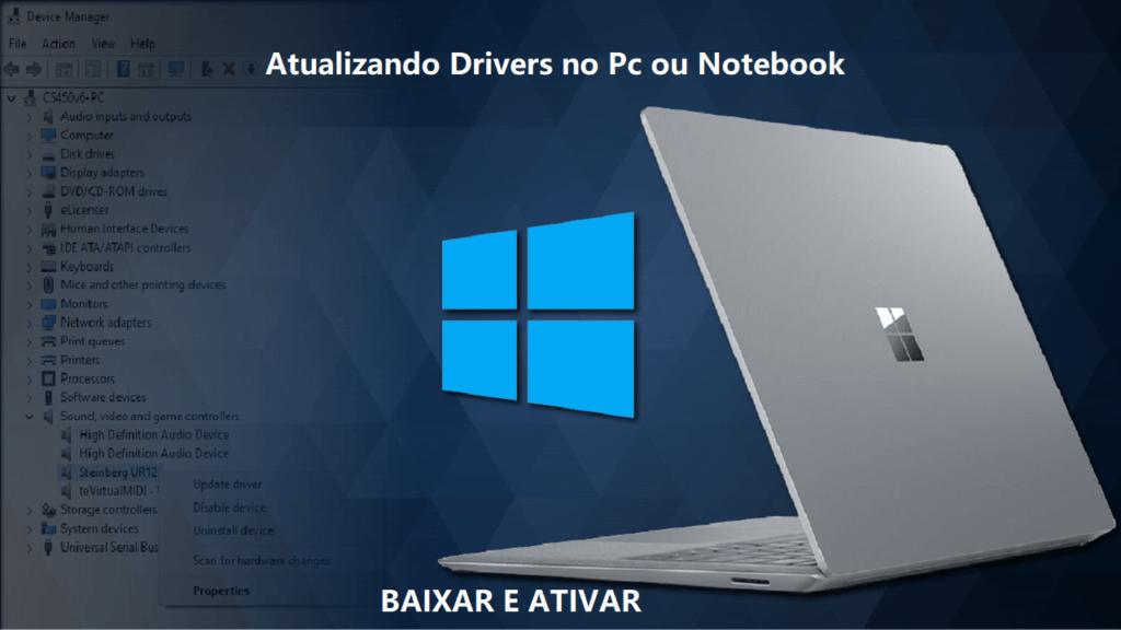 Como atualizar os drivers do computador? Veja como atualizar os drivers do seu PC ou notebook no Windows 10