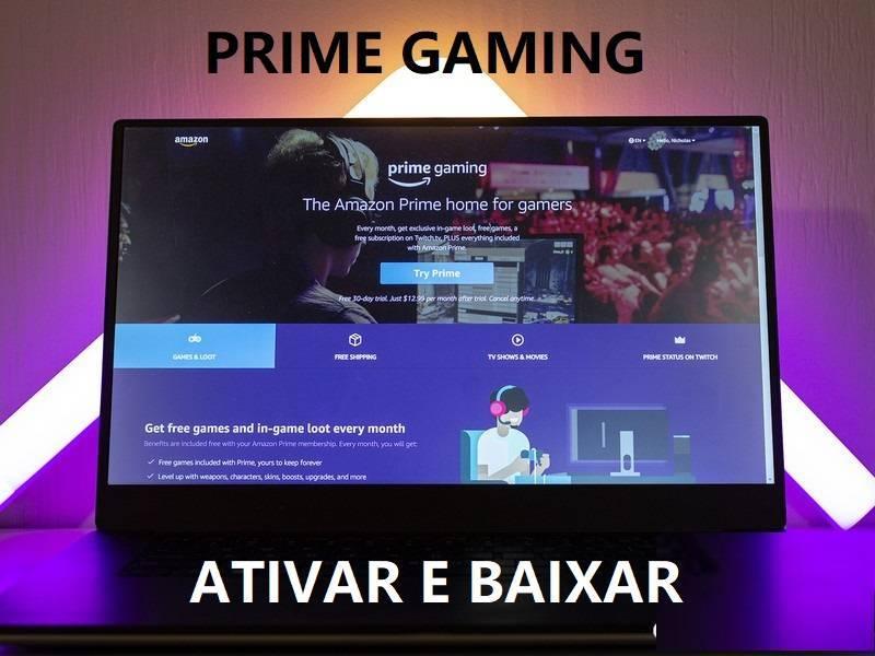 Prime Gaming: Conheça a plataforma de jogos da Amazon