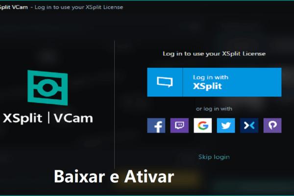 Xsplit VCam