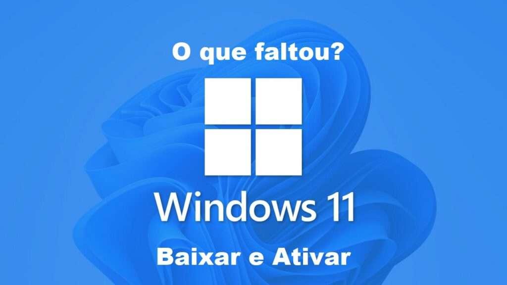 O Windows 11: Sistema operacional da Microsoft está faltando alguns recursos-chave que queríamos; confira